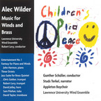 Cover for Alec Wilder: Music for Winds and Brass