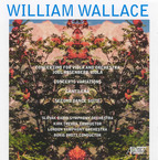 Cover for William Wallace: Orchestral Works