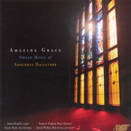 Cover for Amazing Grace: Organ Music of Adolphus Hailstork