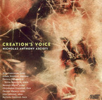 Cover for Nicholas Anthony Ascioti: Creation's Voice