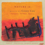 Cover for Cindy Cox: Nature Is