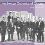 Cover for Benson Orchestra of Chicago, Vol. 1 1920-1921