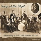 Cover for Songs of the Night