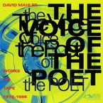 Cover for David Mahler: The Voice of the Poet