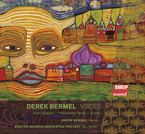 Cover for Derek Bermel: Voices