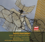 Cover for David Rakowski: Winged Contraption