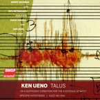 Cover for Ken Ueno: Talus