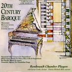 Cover for 20th Century Baroque