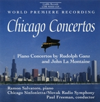 Cover for Chicago Concertos