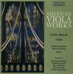 Cover for American Viola Works