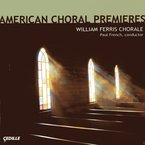 Cover for American Choral Premieres