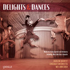 Cover for Delights & Dances