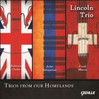Cover for Trios From Our Homelands