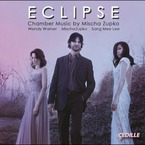Cover for Eclipse: Chamber Music by Mischa Zupko