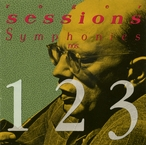 Cover for Roger Sessions: Symphonies Nos. 1, 2, 3