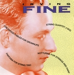 Cover for Music of Irving Fine