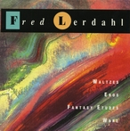 Cover for Music of Fred Lerdahl