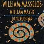 Cover for William Masselos plays Mayer & Rudhyar