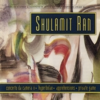 Cover for Shulamit Ran: Chamber Works