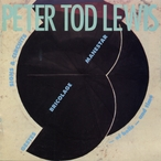 Cover for Music of Peter Tod Lewis