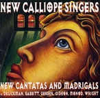 Cover for New Cantatas and Madrigals