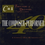 Cover for The Composer-Performer