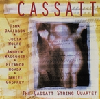 Cover for The Cassatt String Quartet