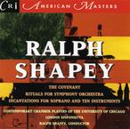 Cover for Music of Ralph Shapey