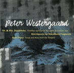 Cover for Peter Westergaard: Chamber and Vocal Works