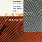Cover for Aleck Karis: Secret Geometry