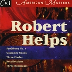 Cover for Music of Robert Helps