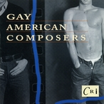 Cover for Gay American Composers