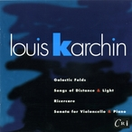 Cover for Music of Louis Karchin