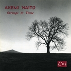 Cover for Akemi Naito: Strings and Time