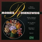 Cover for Music of Morris Rosenzweig