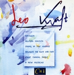 Cover for Music of Leo Kraft