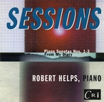 Cover for Roger Sessions: Piano Sonatas