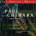 Cover for Music of Paul Chihara