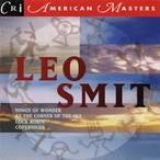 Cover for Music of Leo Smit