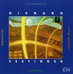 Cover for Richard Festinger: Tapestries and Other Works