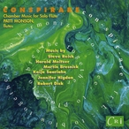 Cover for Conspirare – Chamber Music for Solo Flute
