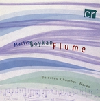 Cover for Martin Boykan: Flume