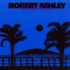 Cover for Robert Ashley: Automatic Writing
