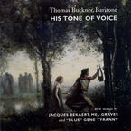 Cover for His Tone Of Voice