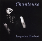 Cover for Chanteuse