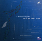 Cover for Alain Bancquart: Le Livre Du Labyrinthe