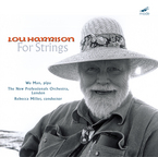 Cover for Lou Harrison: For Strings