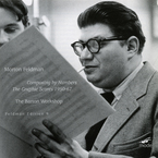 Cover for Morton Feldman Edition, Vol. 9: Composing By Numbers: Graphic Scores 1950-67