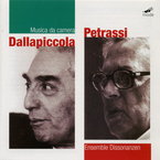 Cover for Dallapiccola & Petrassi: Musica Da Camera