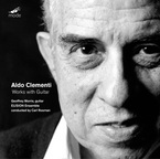 Cover for Aldo Clementi: Works With Guitar